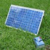 12-Volt Solar Charger.