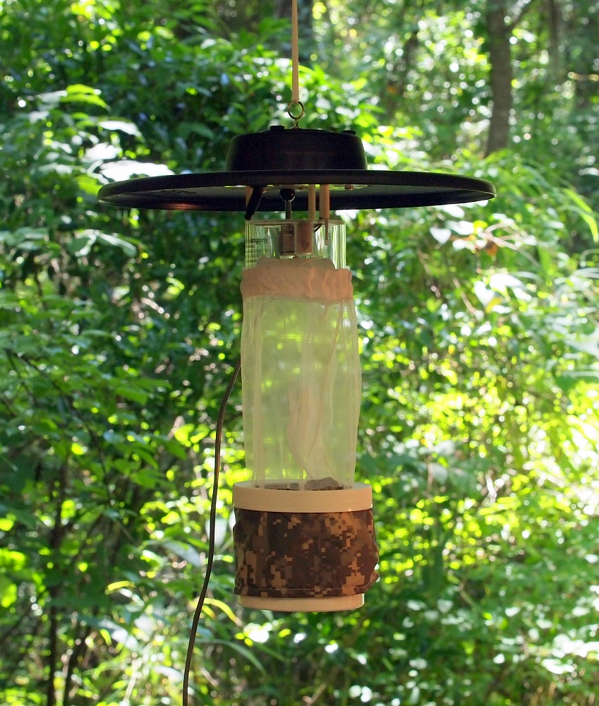New Standard Miniature Incandescent Light Trap The John