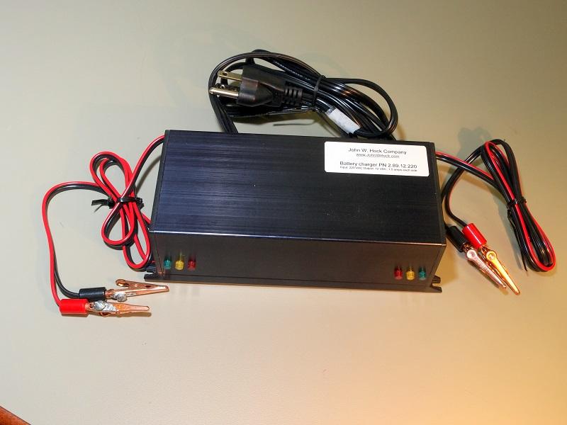 Battery Tutorial — The John W  Hock Company