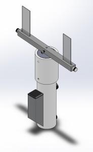 Compact Aerosol Droplet Sampler Model 312